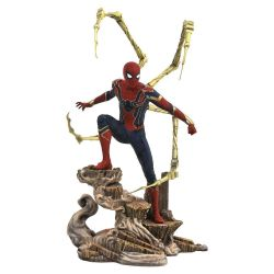 Iron Spider-Man Marvel Gallery Diamond Select Toys statuette 23 cm (Avengers Infinity War - Part 1)