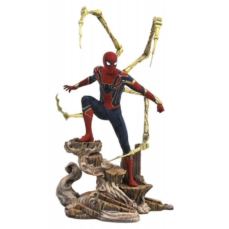Iron Spider-Man Marvel Gallery Diamond (Avengers Infinity War)