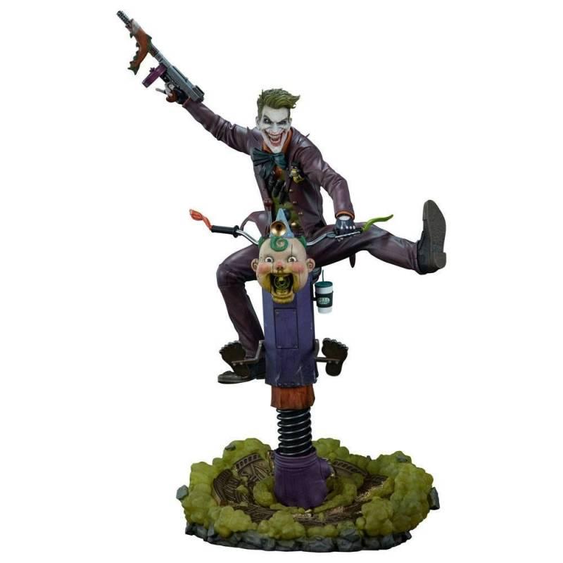 The Joker Premium Format Sideshow Collectibles statue 1/4 63 cm (DC Comics)