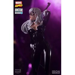 Black Cat Art Scale Iron Studios 1/10 figure (Marvel Comics)
