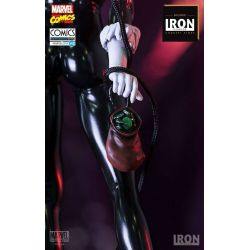 Black Cat Art Scale Iron Studios 1/10 figure (Marvel Comics)