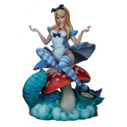 Alice au Pays des Merveilles Fairytale Fantasies Collection Sideshow Collectibles statue 34 cm