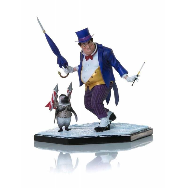 Le Pingouin Art Scale Deluxe Iron Studios 1/10 (DC Comics)