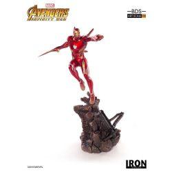 Iron Man Mark L BDS Art Scale Iron Studios statuette 1/10 (Avengers : Infinity War - Part 1)