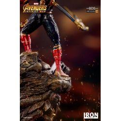 Iron Spider-Man BDS Art Scale Iron Studios statuette 1/10 (Avengers : Infinity War - Part 1)