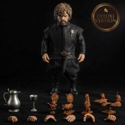 Tyrion Lannister Deluxe Version ThreeZero figurine 1/6 (Game of Thrones)