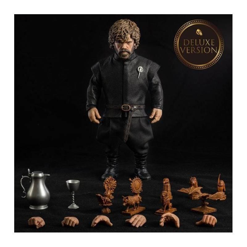 Tyrion Lannister Deluxe Version ThreeZero 1/6 action figure (Game of Thrones)