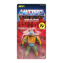 Man-At-Arms Vintage Collection Super7 (Les Maîtres de l'Univers)