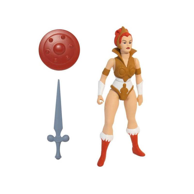Teela Vintage Collection Super7  figurine articulée 14 cm (Les Maîtres de l'Univers)