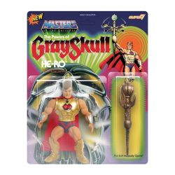 He-Ro Vintage Collection Super7 14 cm action figure (Masters of the Universe : The Powers of Grayskull)