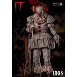 Pennywise Deluxe Art Scale Iron Studios 1/10 (It 2017)