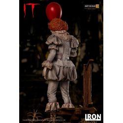 Pennywise Deluxe Art Scale Iron Studios 1/10 figure (It 2017)