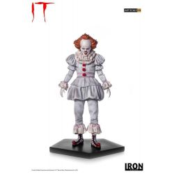 Pennywise Art Scale Iron Studios statuette 1/10 (It 2017)