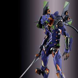EVA-01 Test Type Metal Build figurine articulée 22 cm (Neon Genesis Evangelion)