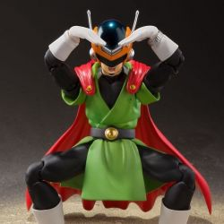 Great Saiyaman S.H.Figuarts figurine articulée (Dragon Ball Z)