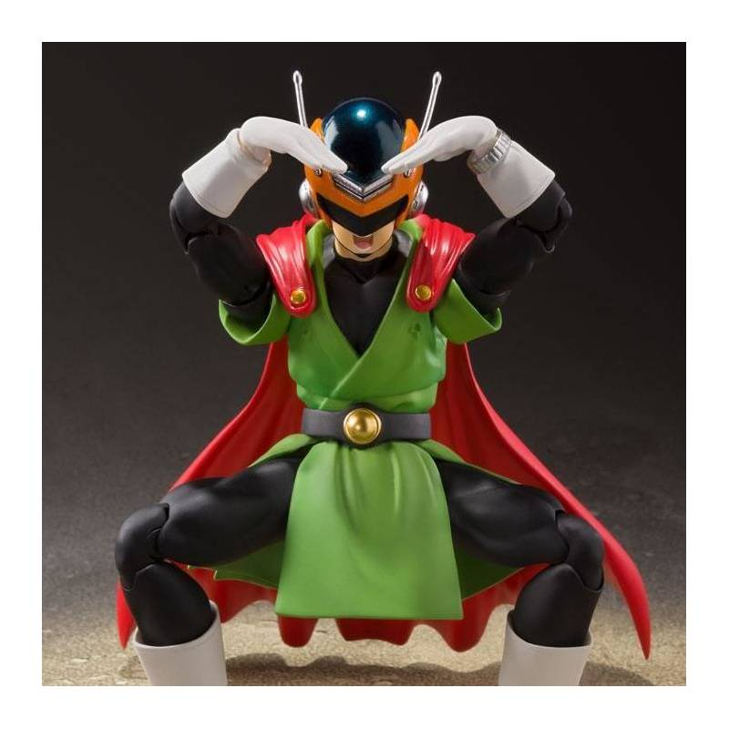 Great Saiyaman S.H.Figuarts action figure (Dragon Ball Z)