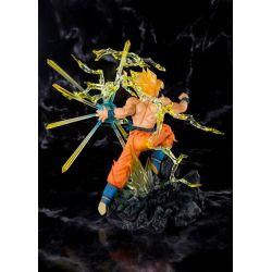 Son Goku Super Saiyan Tamashii Web Exclusive Figuarts Zero (Dragon Ball Z)