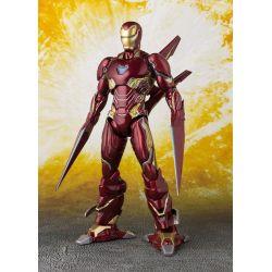 Iron Man MK50 Nano Weapons Tamashii Web Exclusive S.H.Figuarts action figure (Avengers : Infinity War - Part 1)