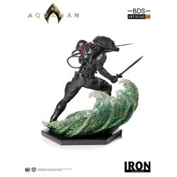 Black Manta BDS Art Scale Iron Studios 1/10 figure (Aquaman)