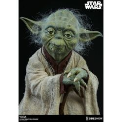 Yoda Legendary Scale Sideshow Collectibles statue 46 cm (Star Wars : The Empire Strikes Back)