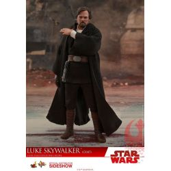 Luke Skywalker Crait Hot Toys MMS507 figurine 1/6 (Star Wars VIII : Les Derniers Jedi)