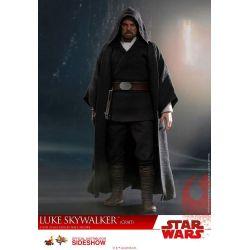 Luke Skywalker (Crait) Hot Toys MMS507 1/6 Figure (Star Wars VIII : The Last Jedi)