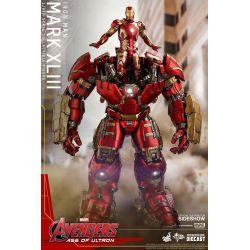 Iron Man Mark XLIII Hot Toys MMS278D09 figurine articulée 1/6 (Avengers : L'Ere d'Ultron)