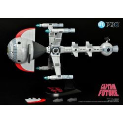 Captain Future Future Comet Metaltech 11 HL Pro spaceship 24 cm (Captain Future)