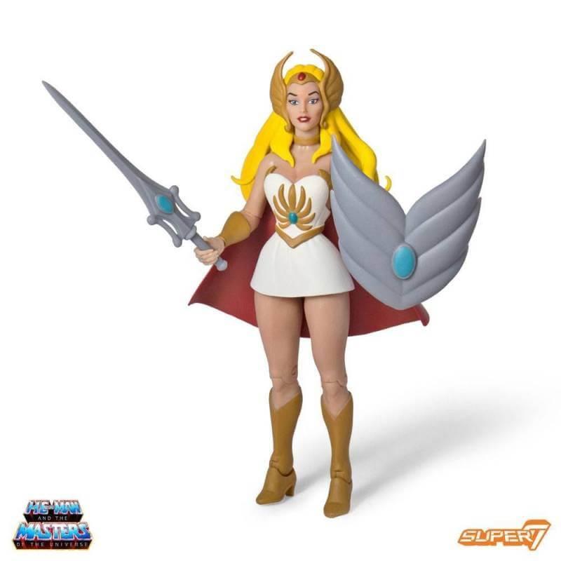 She-Ra MOTU Classics Club Grayskull Wave 3 Super7 (Les Maîtres de l'Univers)