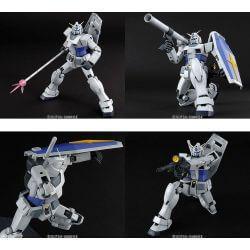 Gundam RX-78-3 G3 Version 2 MG 1/100 model kit (Gundam)