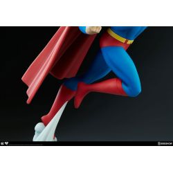 Superman Animated Series Collection Sideshow Collectibles (DC Comics)