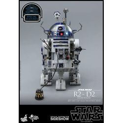 R2-D2 Deluxe Hot Toys MMS511 1/6 Figure (Star Wars)