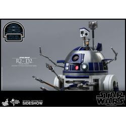 R2-D2 Deluxe Hot Toys MMS511 figurine 1/6 (Star Wars)