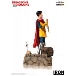 Eric the Cavalier BDS Art Scale Iron Studios 1/10 figure (Dungeons and Dragons)