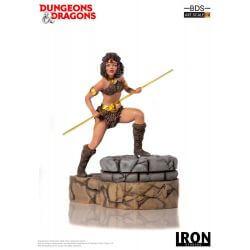 Diana l'Acrobate BDS Art Scale Iron Studios Statue 1/10 (Donjons et Dragons)