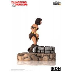 Diana the Acrobat BDS Art Scale Iron Studios 1/10 figure (Dungeons and Dragons)