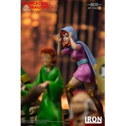 Sheila la Voleuse BDS Art Scale Iron Studios Statue 1/10 (Donjons et Dragons)