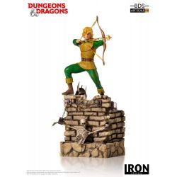 Hank the Ranger BDS Art Scale Iron Studios 1/10 figure (Dungeons and Dragons)