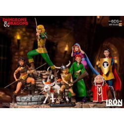 Hank le Ranger BDS Art Scale Iron Studios Statue 1/10 (Donjons et Dragons)