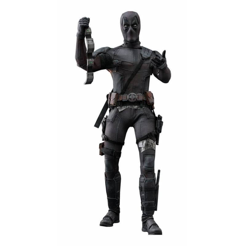 Deadpool Dusty Version Hot Toys Exclusive MMS505 figurine articulée 1/6 (Deadpool 2)