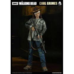 Carl Grimes ThreeZero 1/6 action figure (The Walking Dead)