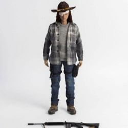 Carl Grimes ThreeZero figurine articulée 1/6 (The Walking Dead)