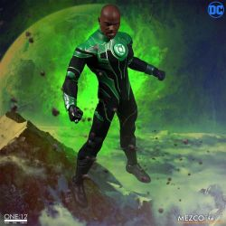 The Green Lantern Mezco One:12 1/12 action figure (DC Comics)