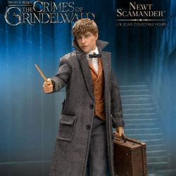 Newt Scamander Real Master Series Star Ace Toys figurine 1/8 (Les Animaux Fantastiques 2)