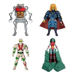 Dylamug Granita Karg Wraptrap MOTU Classics Collector's Choice Wave 2 Super7 figurines 18 cm (Les Maîtres de l'Univers)