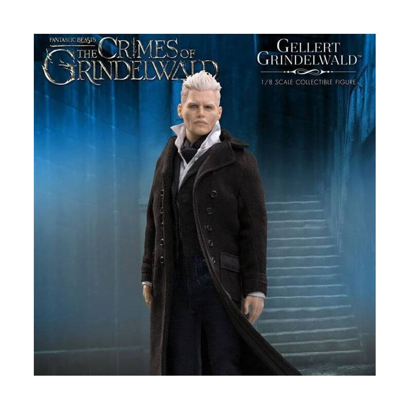 Gellert Grindelwald Real Master Series Star Ace Toys 1/8 action figure (Fantastic Beasts 2)