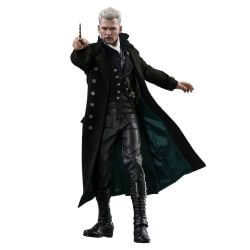 Gellert Grindelwald Hot Toys MMS513 figurine articulée 1/6 (Les Animaux fantastiques 2)