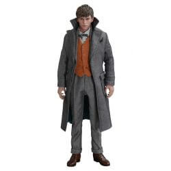 Newt Scamander Hot Toys MMS512 figurine articulée 1/6 (Les Animaux fantastiques 2)