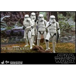 Stormtrooper Deluxe Version Hot Toys MMS515 (Star Wars)