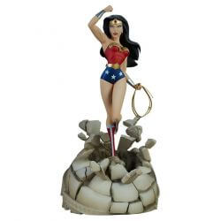 Wonder Woman Animated Series Collection Sideshow Collectibles (DC Comics)